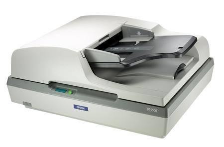Профессиональный сканер