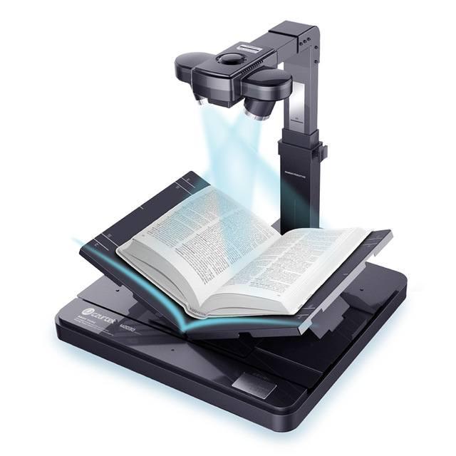 Книжный сканер