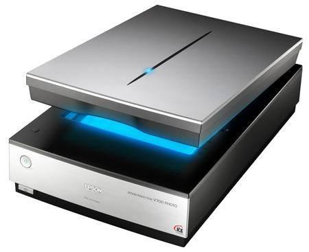 Стандартный сканер