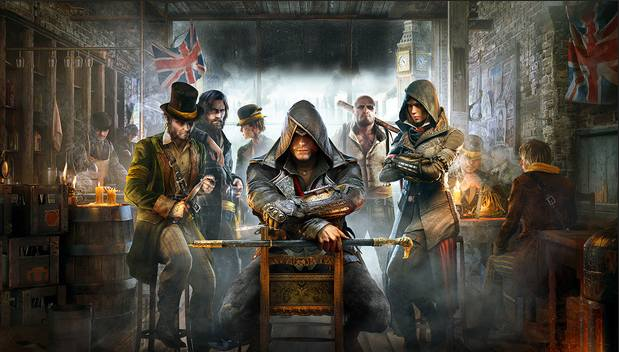 Игра Assassin's Creed