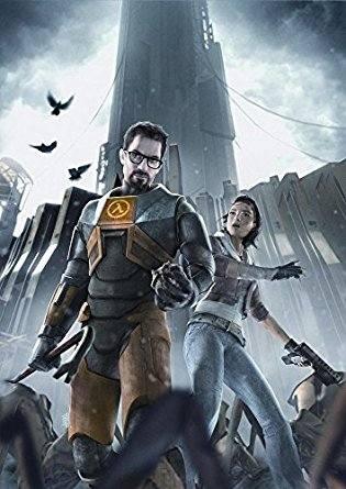 Легендарный Half-Life 2