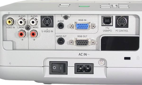 Интерфейсы проектора