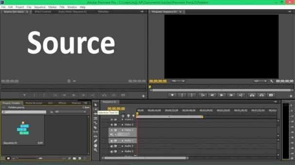 Студия Adobe Premiere Pro