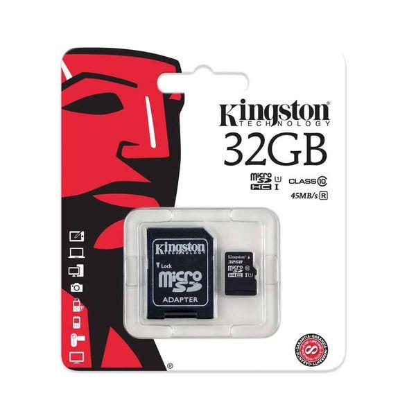 Накопитель Kingston microSDHC