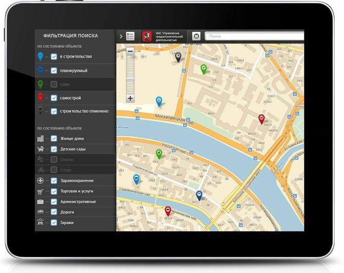 Карты от Яндекс