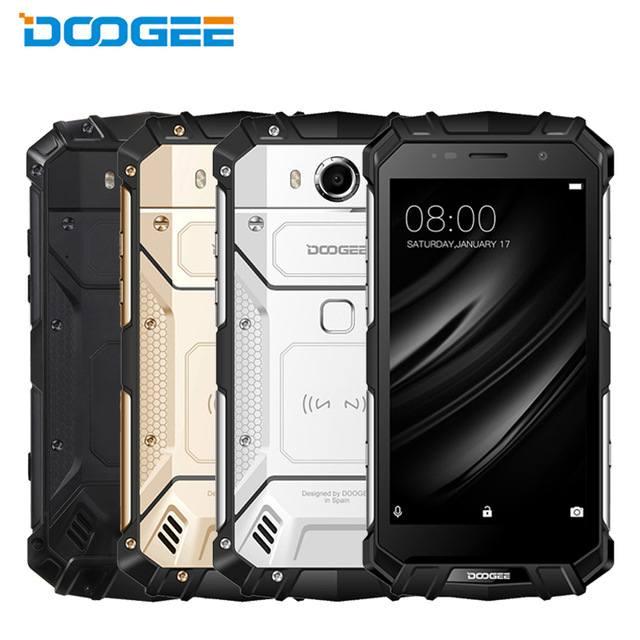 Защищенный DOOGEE S60