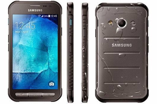Телефон Samsung Galaxy Xcover 4