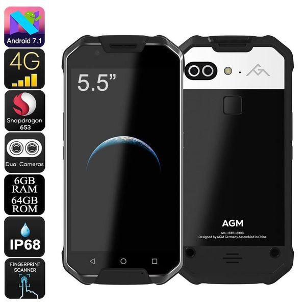 Смартфон AGM X2