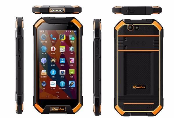 Смартфон Runbo F1 Plus