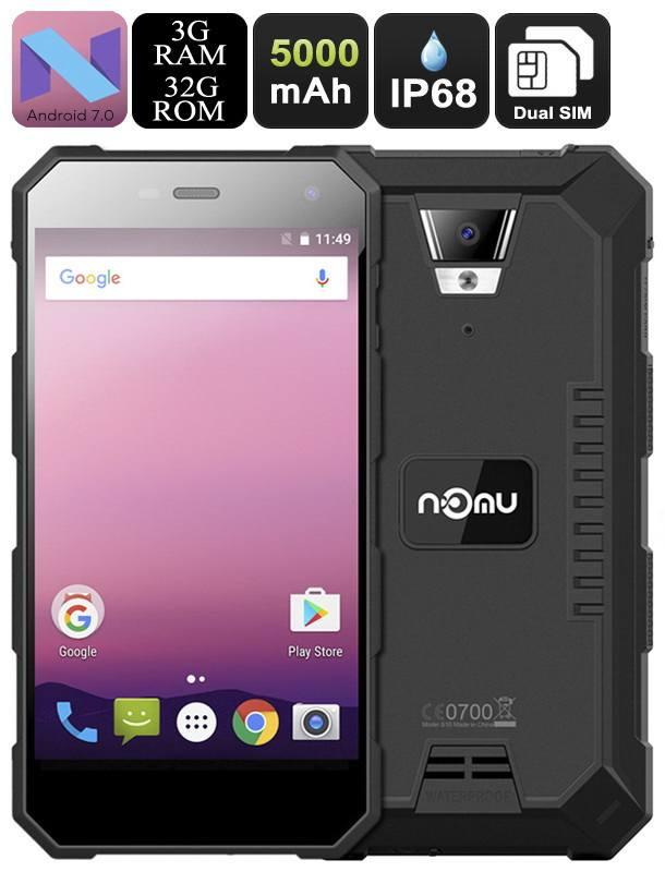 Гаджет Nomu S10 Pro