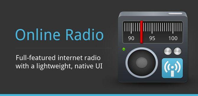 Гаджет Online Radio