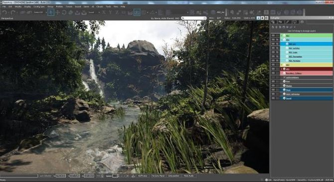 Движок CryEngine 5