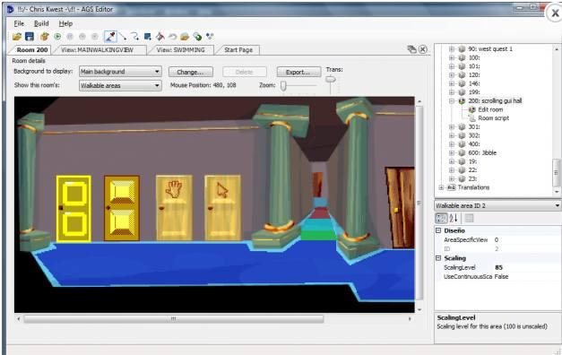 Создаем игры с Adventure Game Studio