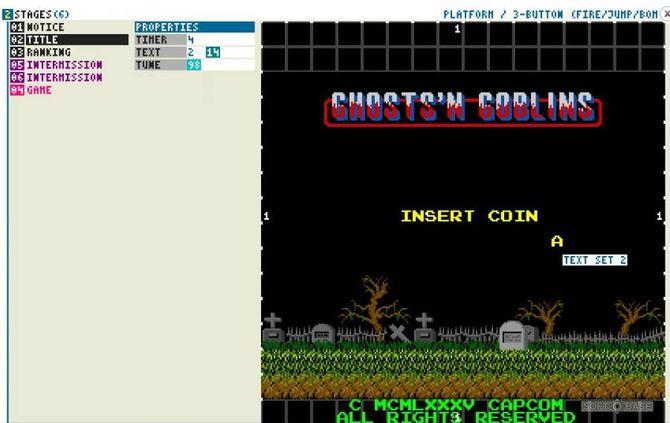 Программа Arcade Game Studio