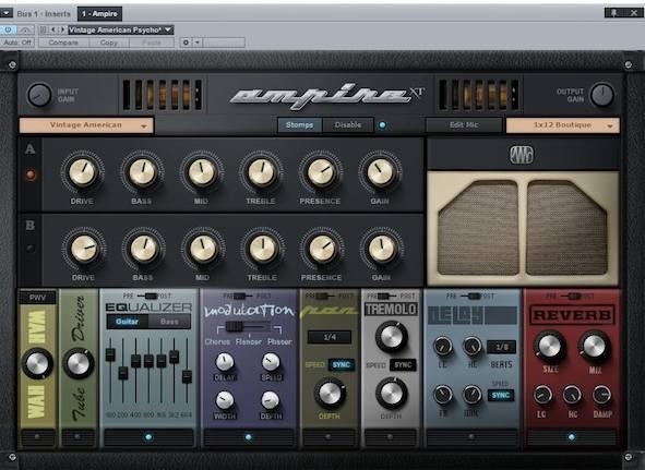 Приложение Presonus Studio One Pro