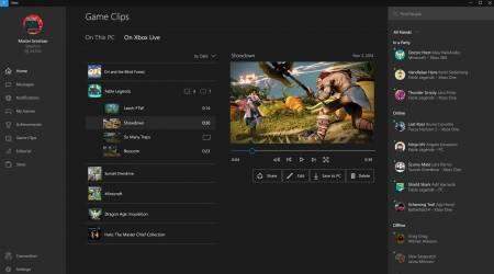Встроенная Windows Game DVR