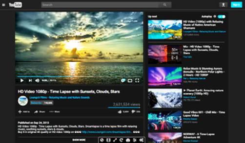 Дополнение Enhancer for YouTube