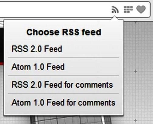 Лента RSS Detector