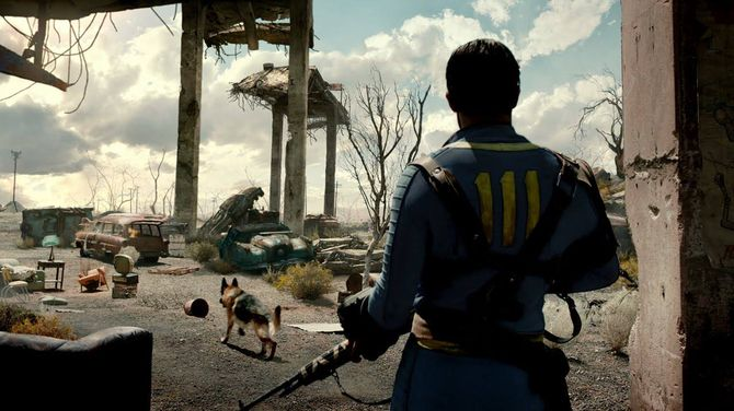 Постапокалипсис сегодня- Fallout 4