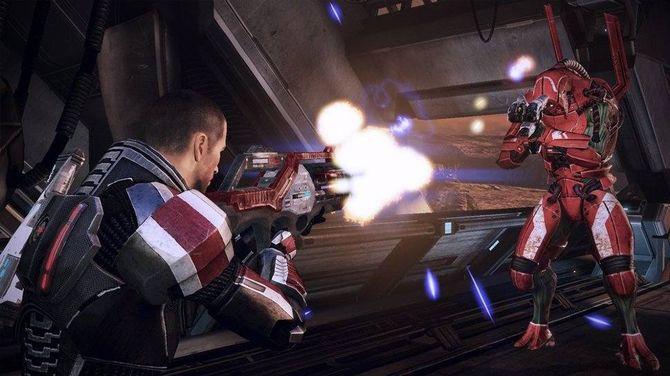 Космические приключения в Mass Effect 3