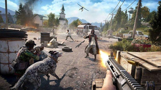 Популярная Far Cry 5