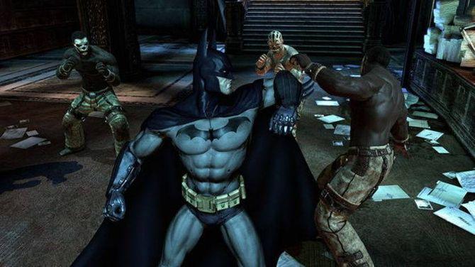 Бэтмэн возвращается - Batman: Arkham Asylum