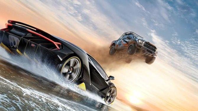 Гонки Forza Horizon 3