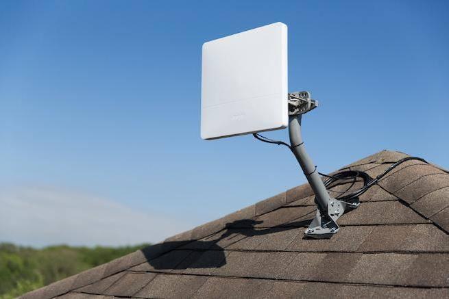 Интернет через спутник