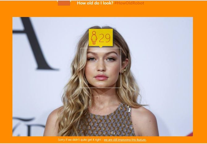 Определение возраста