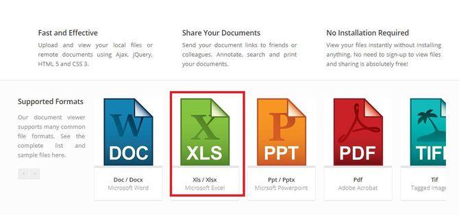 Сервис Online Document Viewer
