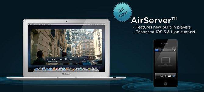 Программа AirServer