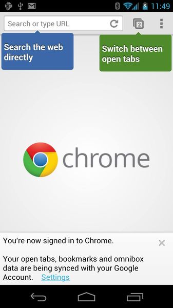 Обозреватель Chrome