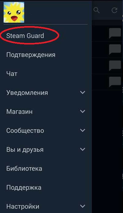 Запуск Steam Guard