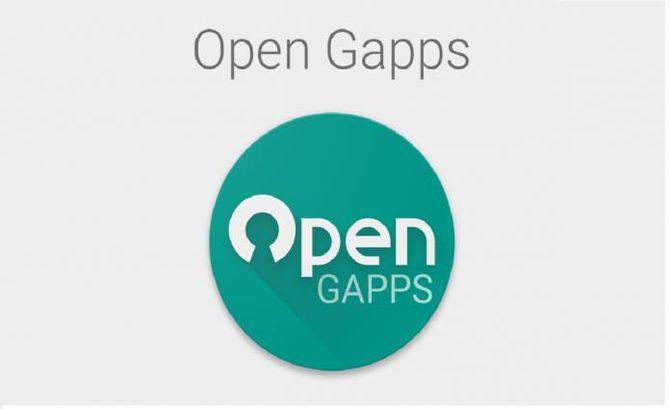 Устанавливаем Gapps