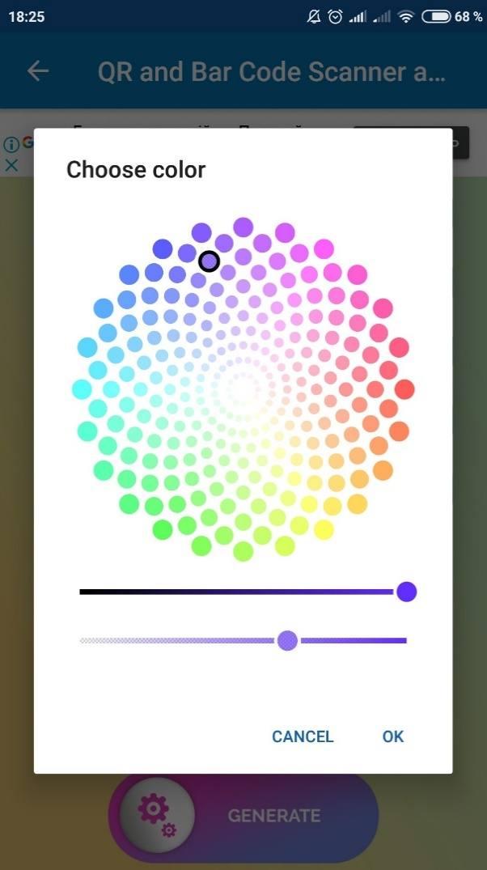 Изменение цвета кода
