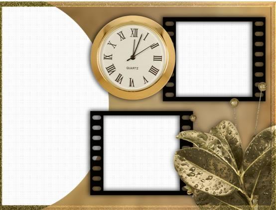 Шаблон «Часы»