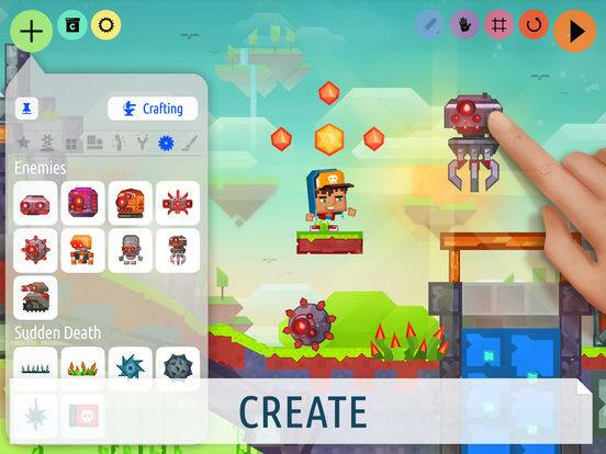 Createrria 2 craft your games