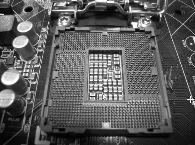 Сокет процессора
