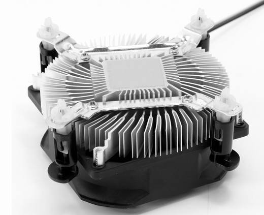 Радиатор вентилятора