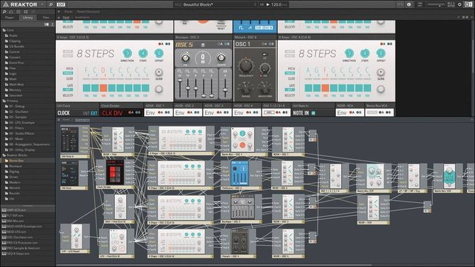 Reaktor 6 от Native Instruments