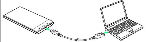 используем кабель