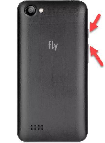 Телефоны Fly