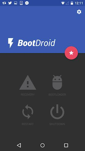 Boot Droid
