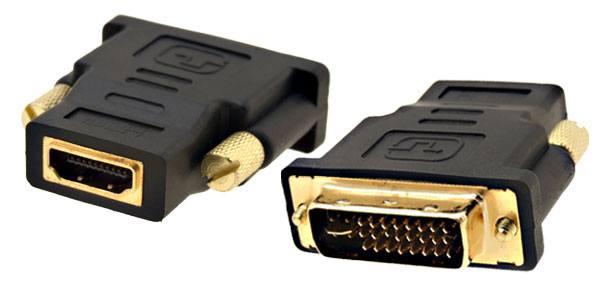 DVI-to-HDMI