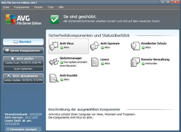 AVG Server Edition