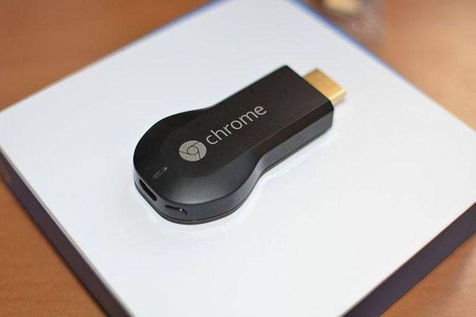 Что такое Google Chromecast