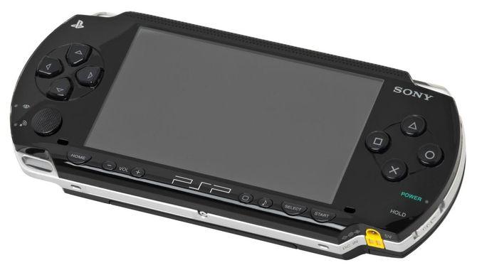 Как прошить PSP