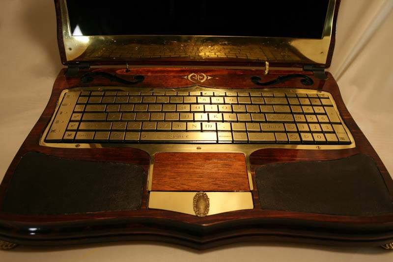 MacBook Air Supreme Platinum Edition