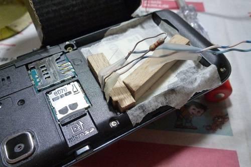Заменяем чип