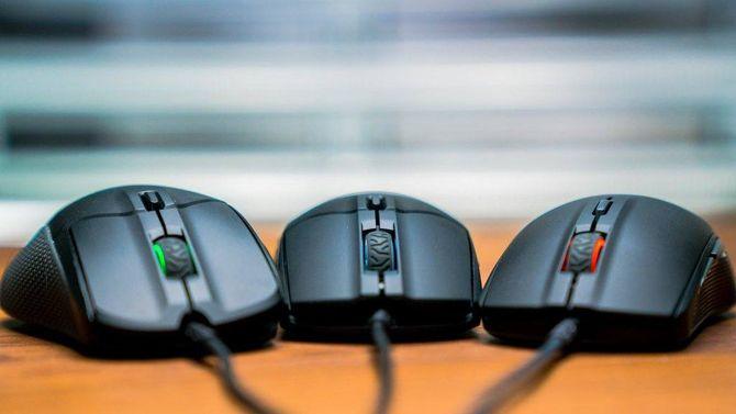 Выбор мышки